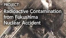 Radioactive Contamination from Fukushima Nuclear Accident
